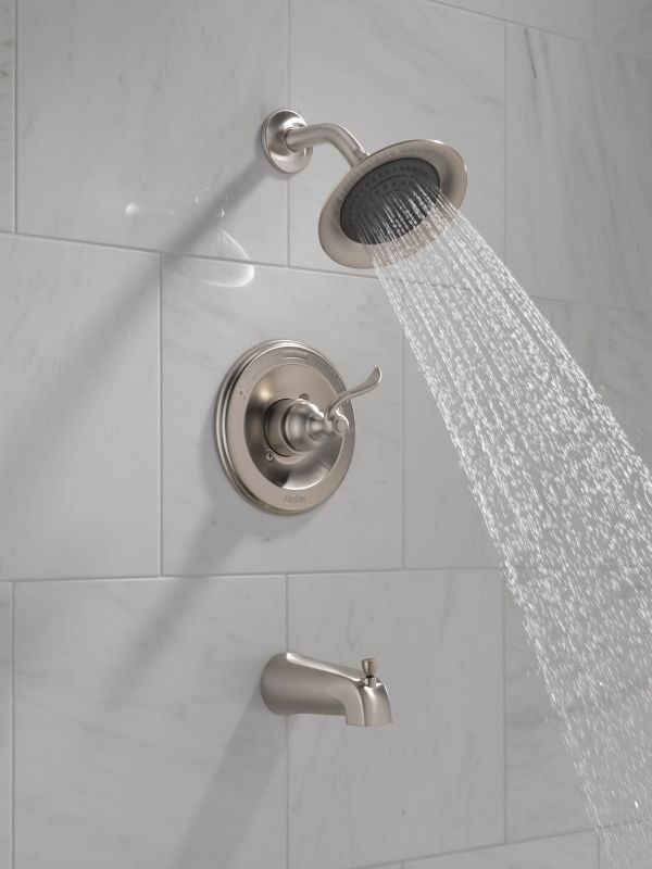 Faucet Com 144996 Bn In Brushed Nickel By Delta