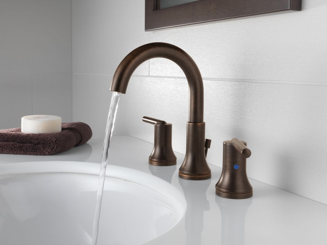 Bathroom Faucet Keeps Running faucet | 3559-ssmpu-dst in brilliance stainlessdelta