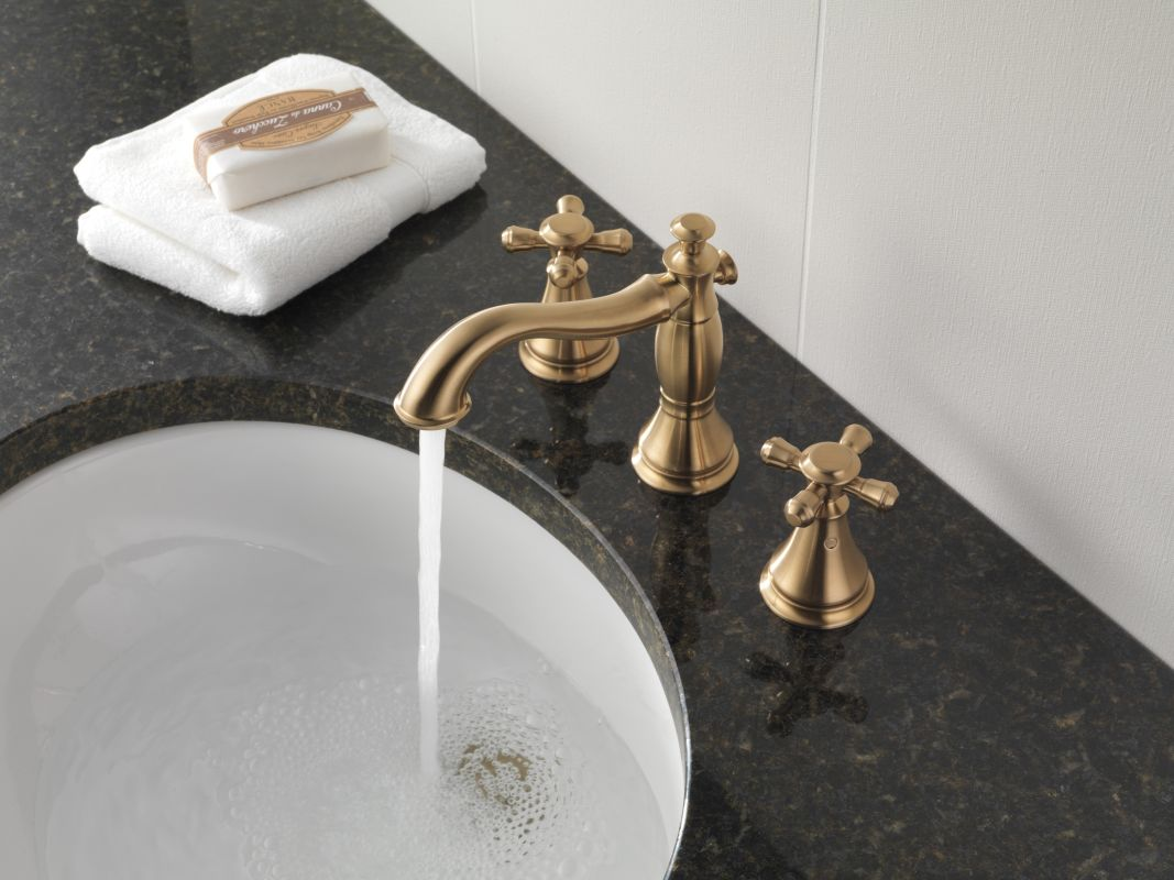 Faucet Com 3597lf Pnmpu Lhp In Brilliance Polished