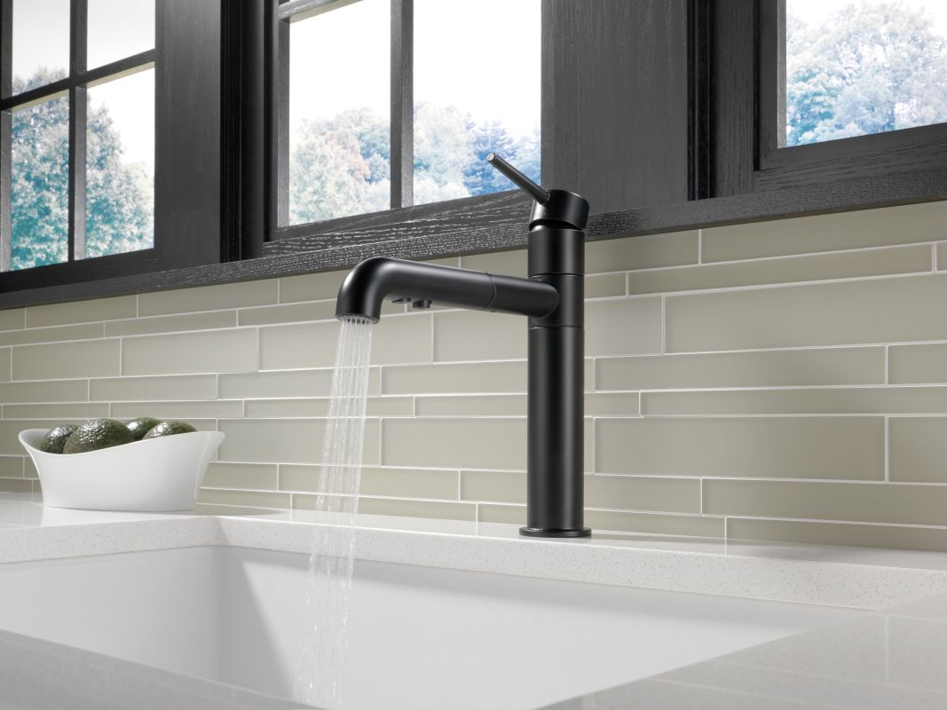 Delta Kitchen Faucets Warranty Faucetcom 4159 Dst In Chrome By Delta