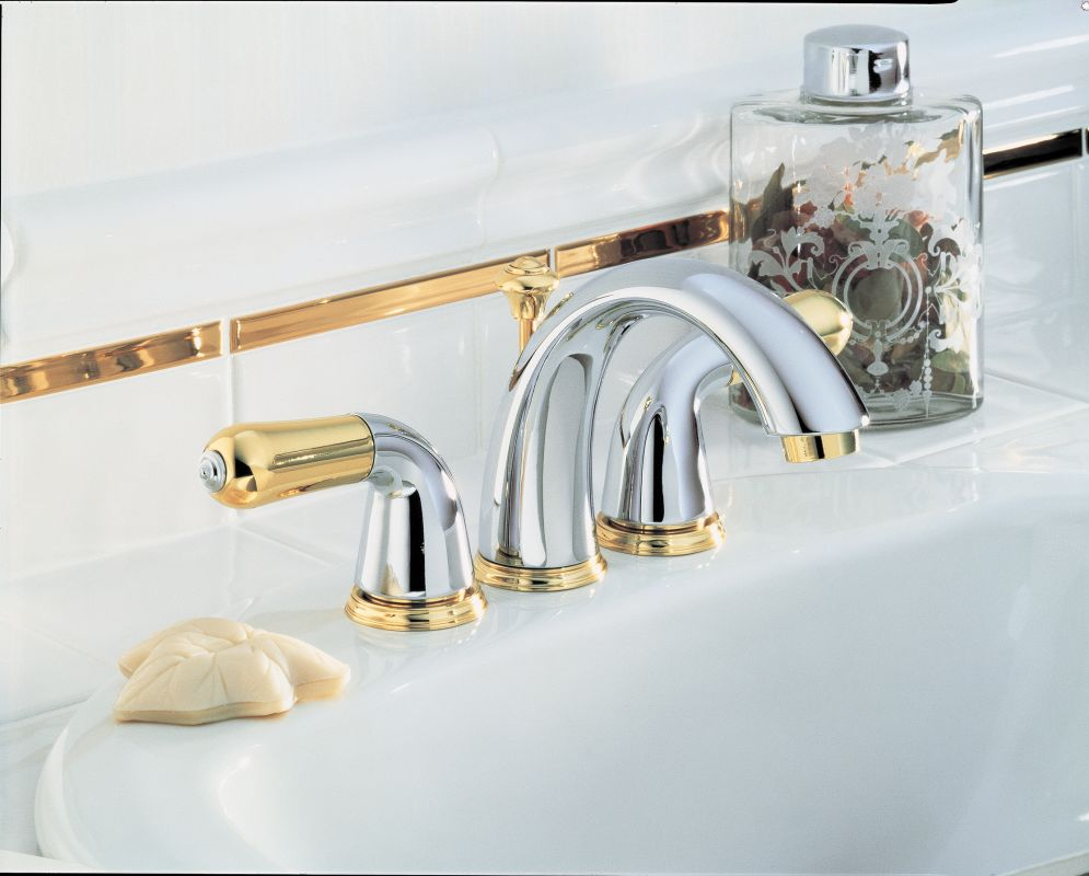 4530 lhp in chrome by delta for Bathroom faucets for less