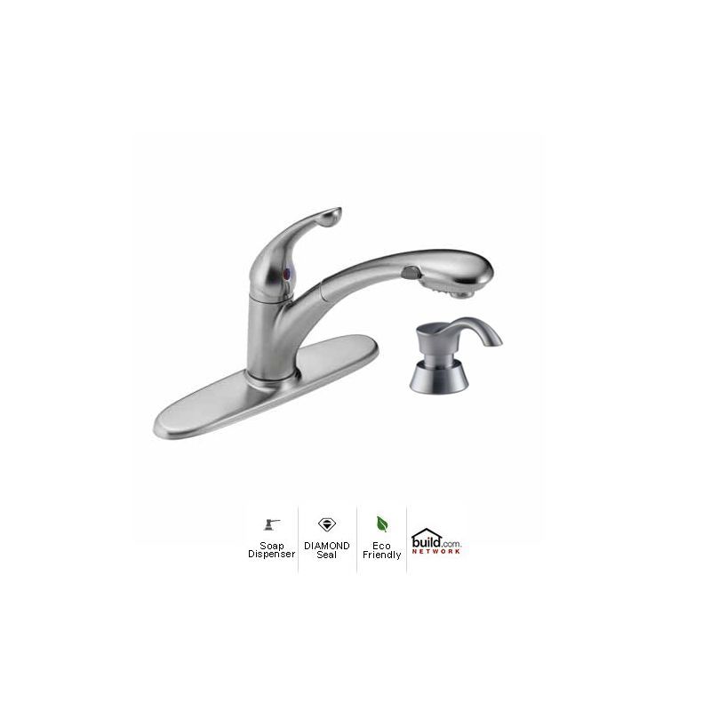 Delta Signature Kitchen Faucet  Dst