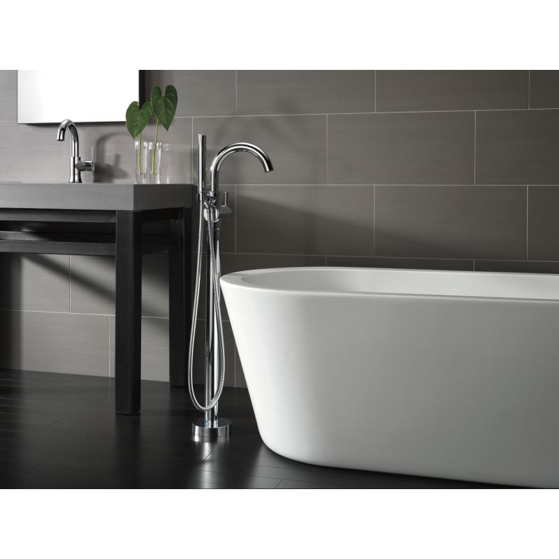 Faucet Com 559ha Ss Dst In Brilliance Stainless By Delta