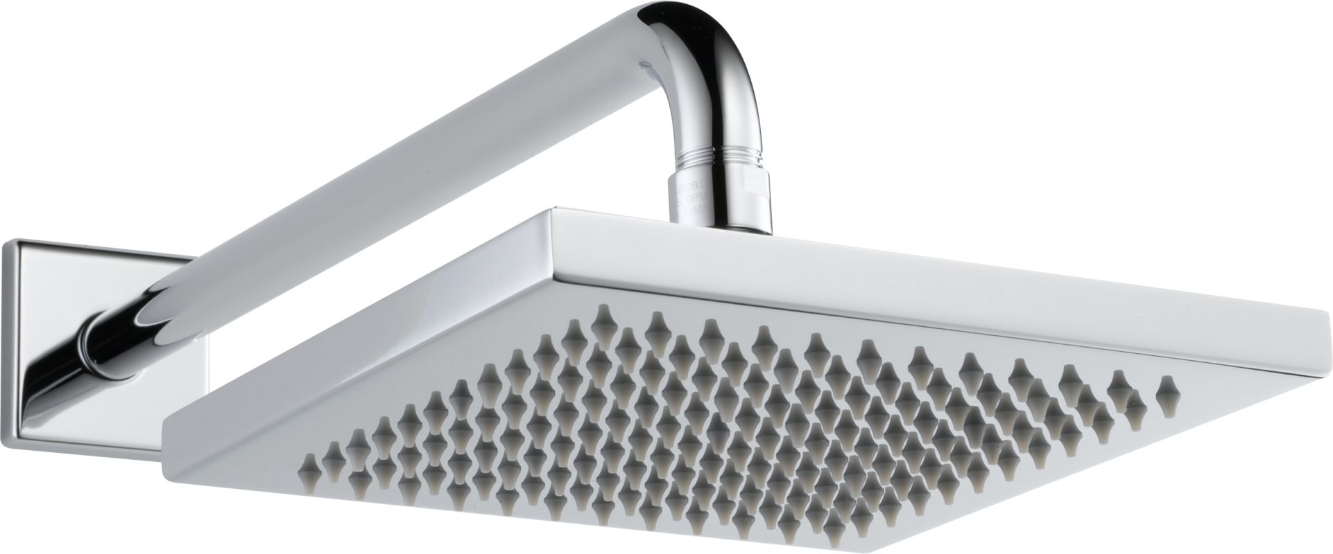 Delta 57740 Chrome Arzo 8 Quot Rain Shower Head With Shower