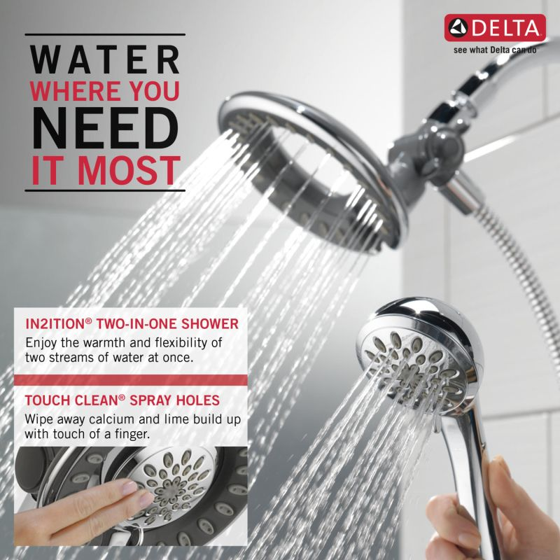 Faucet.com | 58065-SS in Brilliance Stainless by Delta