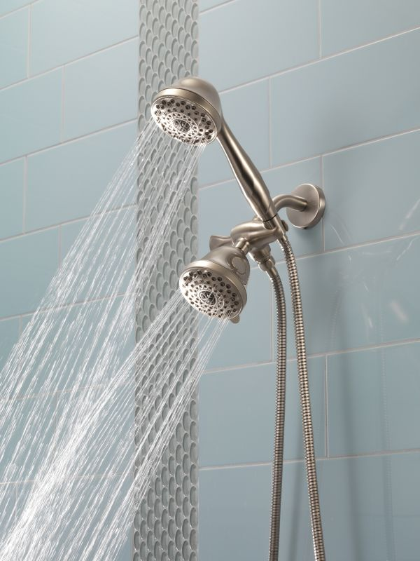 Wonderful Delta Brass Shower Head Photos - The Best Bathroom Ideas ...