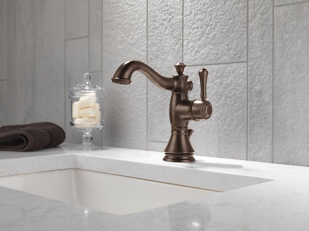 597lf rbmpu in venetian bronze by delta. Black Bedroom Furniture Sets. Home Design Ideas