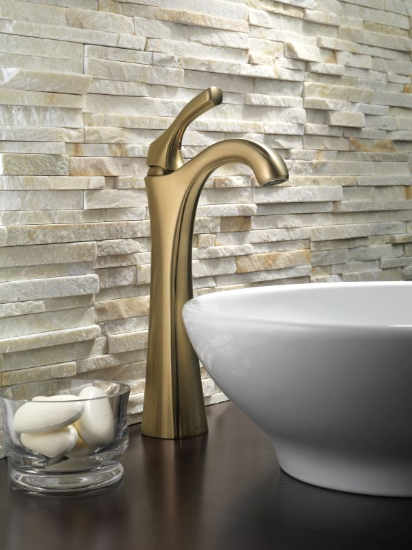 Faucet Com 792 Cz Dst In Champagne Bronze By Delta