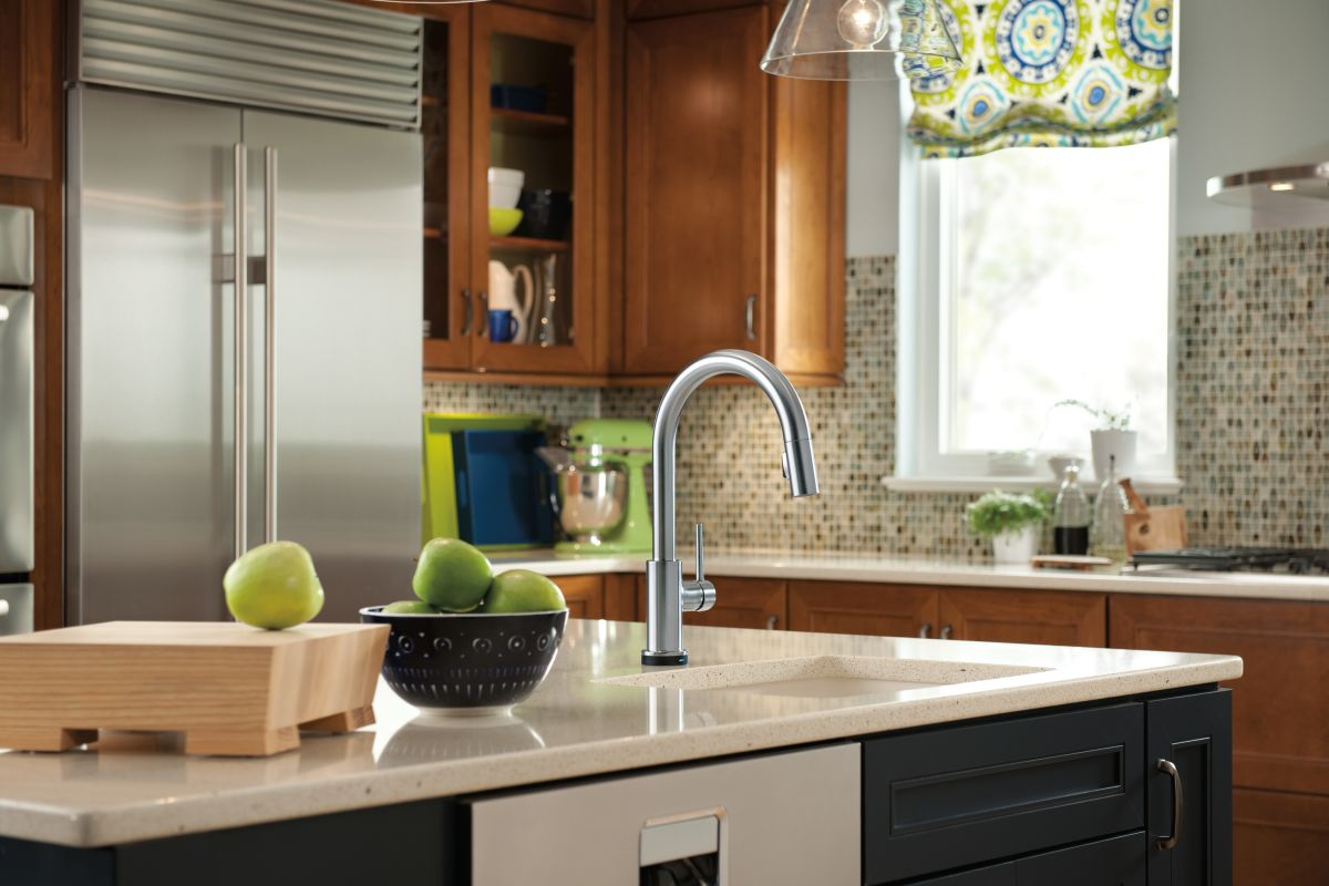 f delta trinsic kitchen faucet Offer Ends