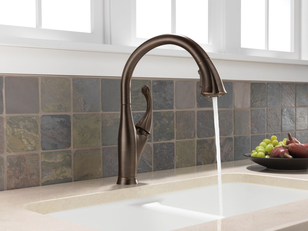 faucet com 9192 ar dst in arctic stainless by delta alternate