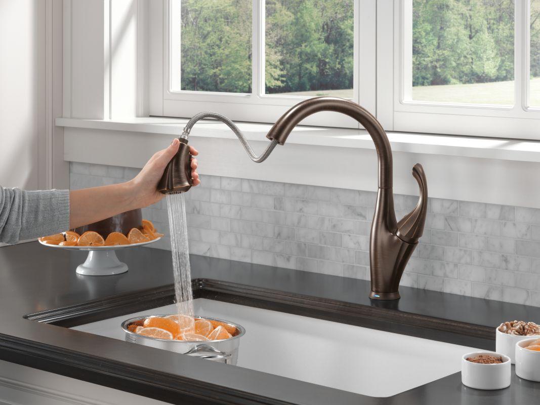Delta 9192t Dst Kitchen Faucet Build Com