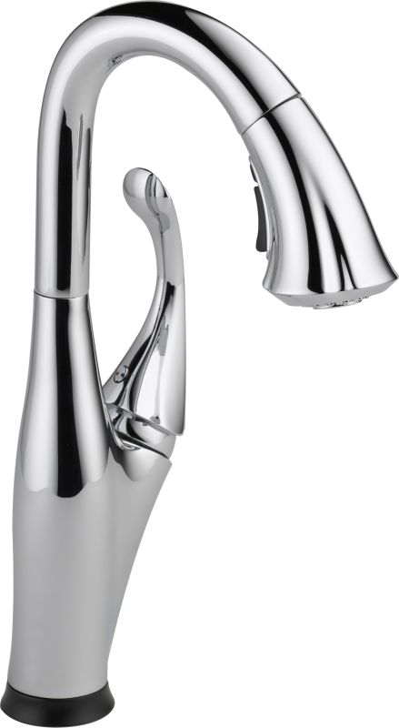 Delta 9992t Dst Chrome Addison Pull Down Bar Prep Faucet