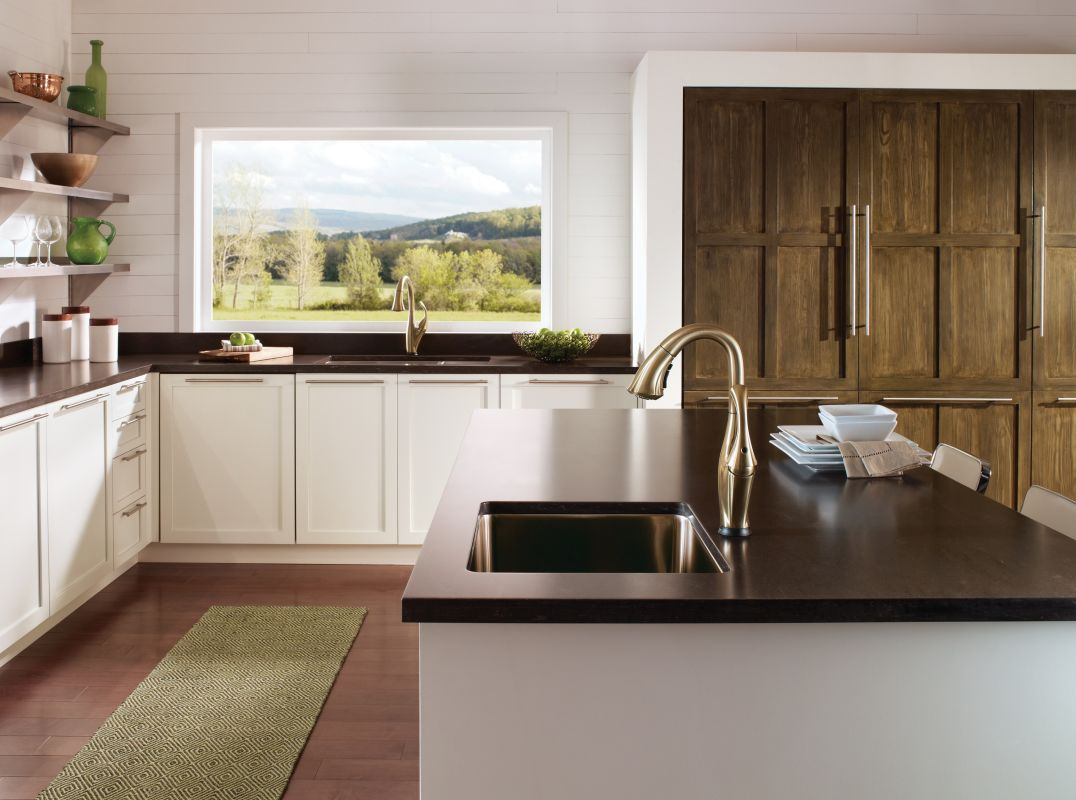 Delta Pilar Kitchen Faucet Toucho Stainless
