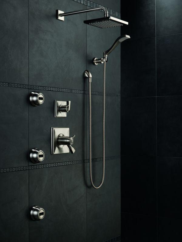 Faucet Com Dryden Tempassure Shower Package Ch In Chrome