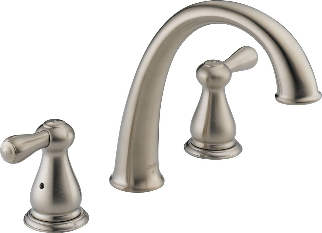 Faucet Com T2775 Ss In Brilliance Stainless By Delta