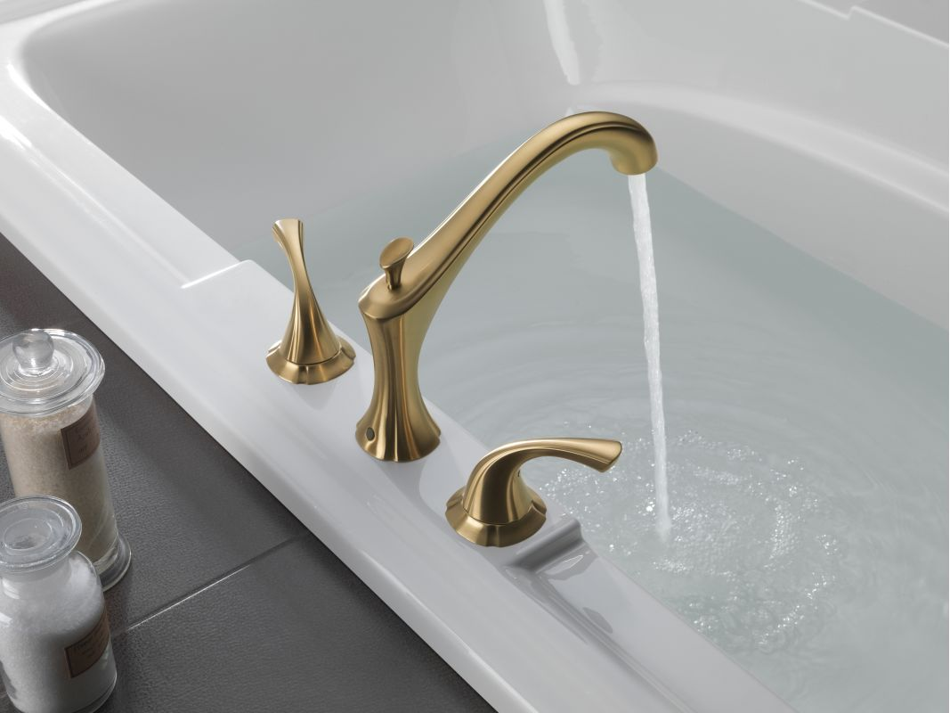 delta t2792 chrome addison roman tub faucet trim