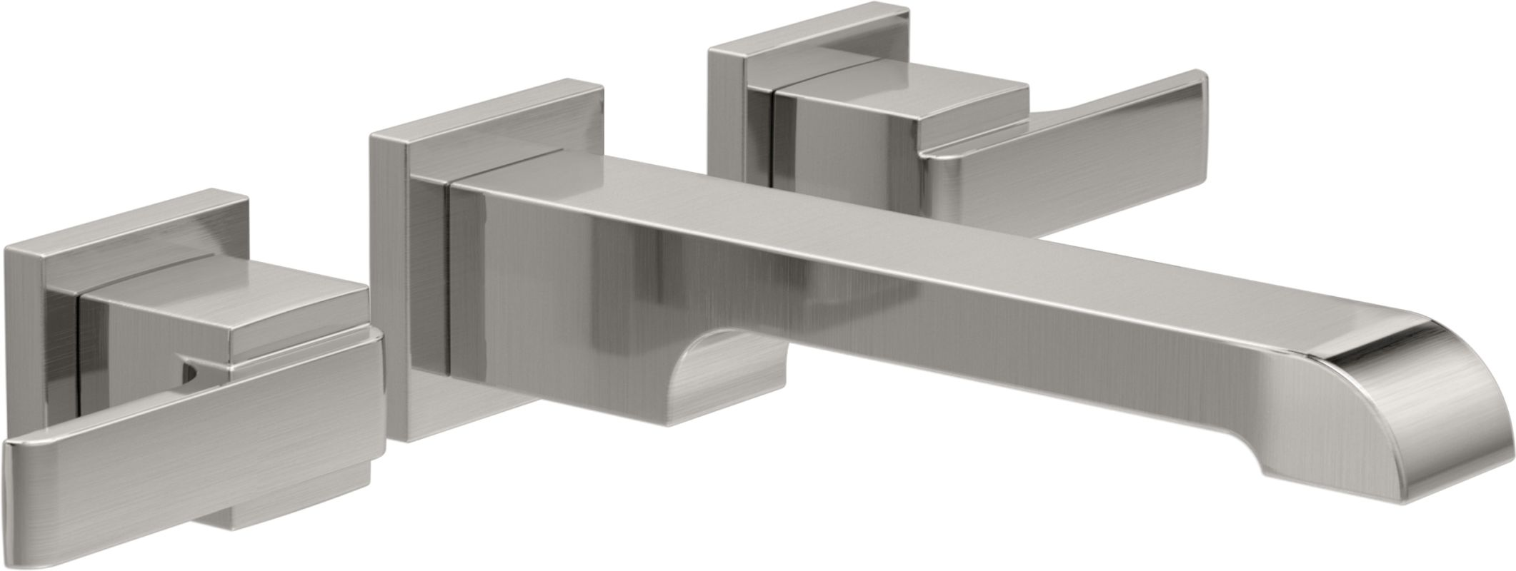 Faucet Com T3567lf Sswl In Brilliance Stainless By Delta