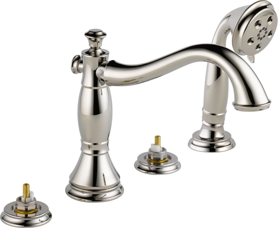 Faucet Com T4797 Pnlhp In Brilliance Polished Nickel By
