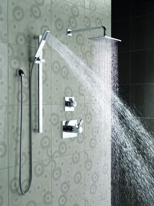 Faucet Com Vero Tempassure Shower Package Cz In