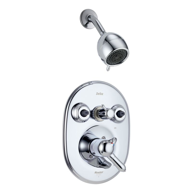 Faucet Com T18230 Xo In Chrome By Delta