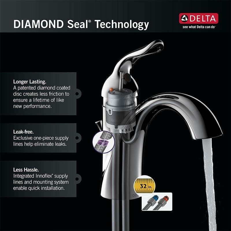 Faucet Com 551 Sp Dst In Spotshield Stainless By Delta