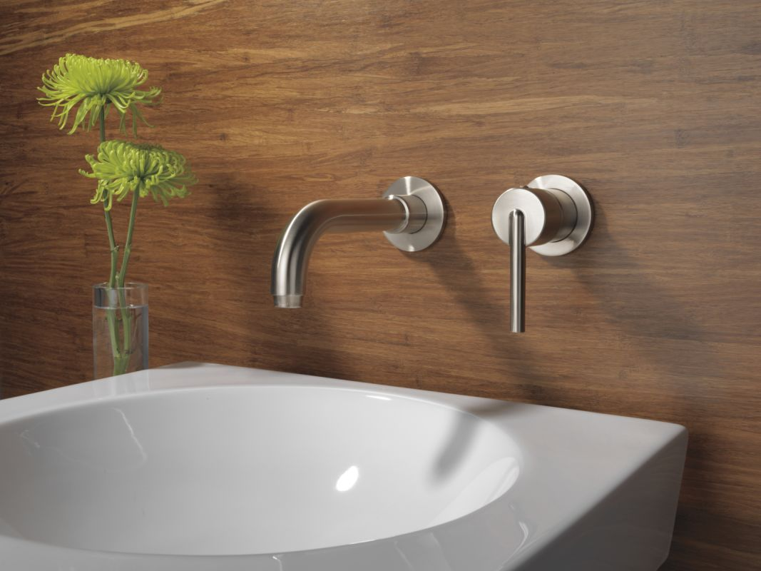 Faucet Com T3559lf Sswl In Brilliance Stainless By Delta