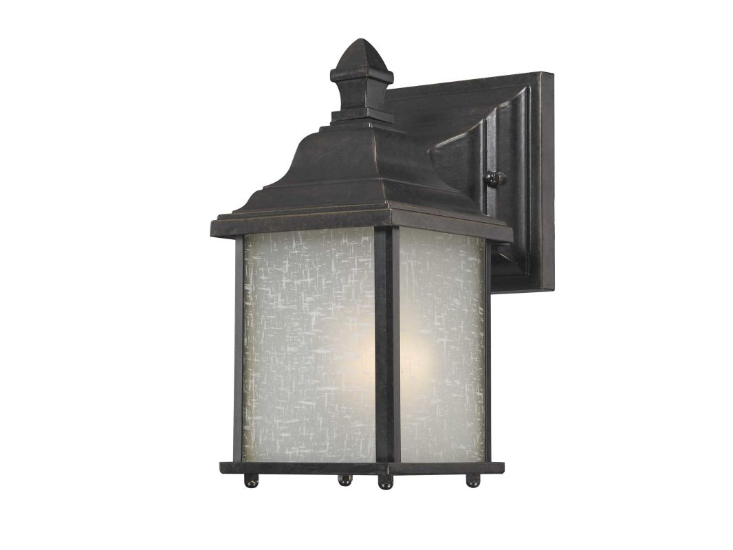 Mounting Height For Exterior Wall Sconces : Dolan Designs 930-68 Winchester Charleston 1 Light 9