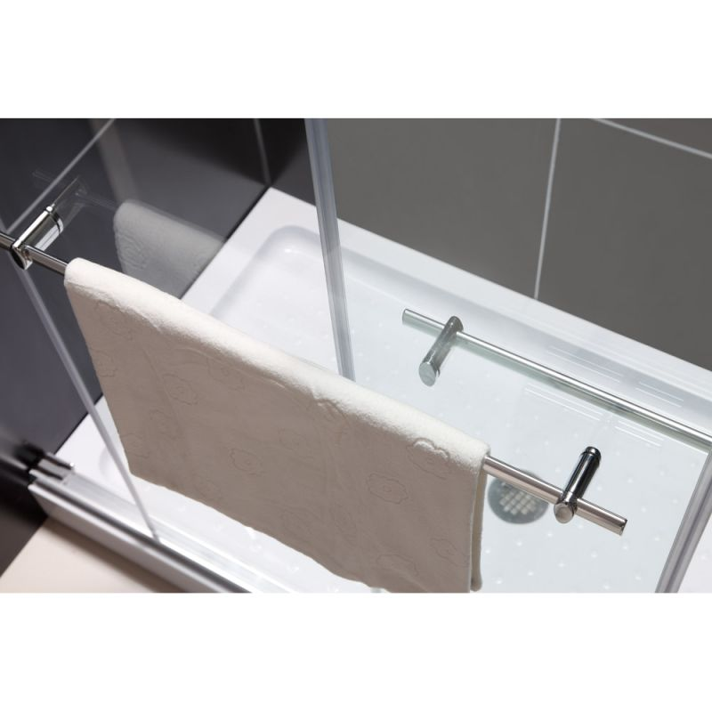Dreamline Replacement Parts : Faucet shdr in brushed nickel by dreamline