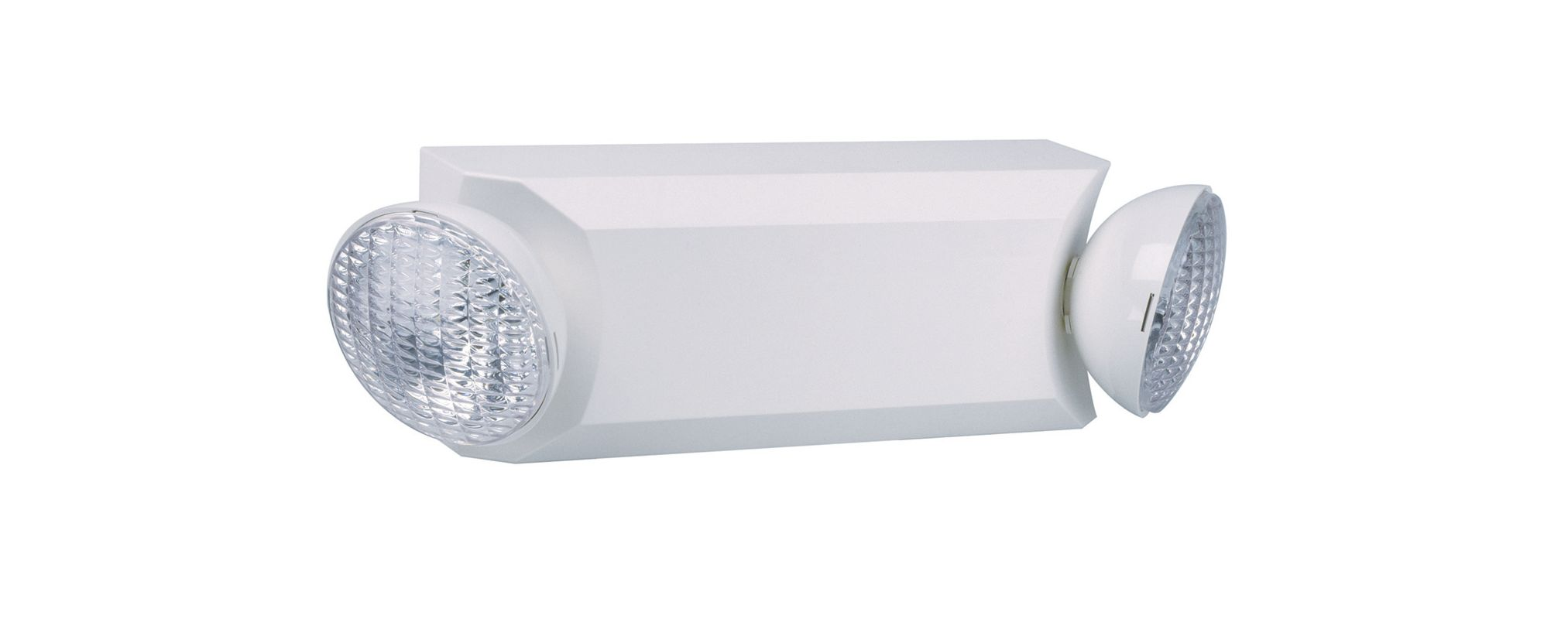 Dual Lite Cv2 White 2 Light Halogen Indoor Designer