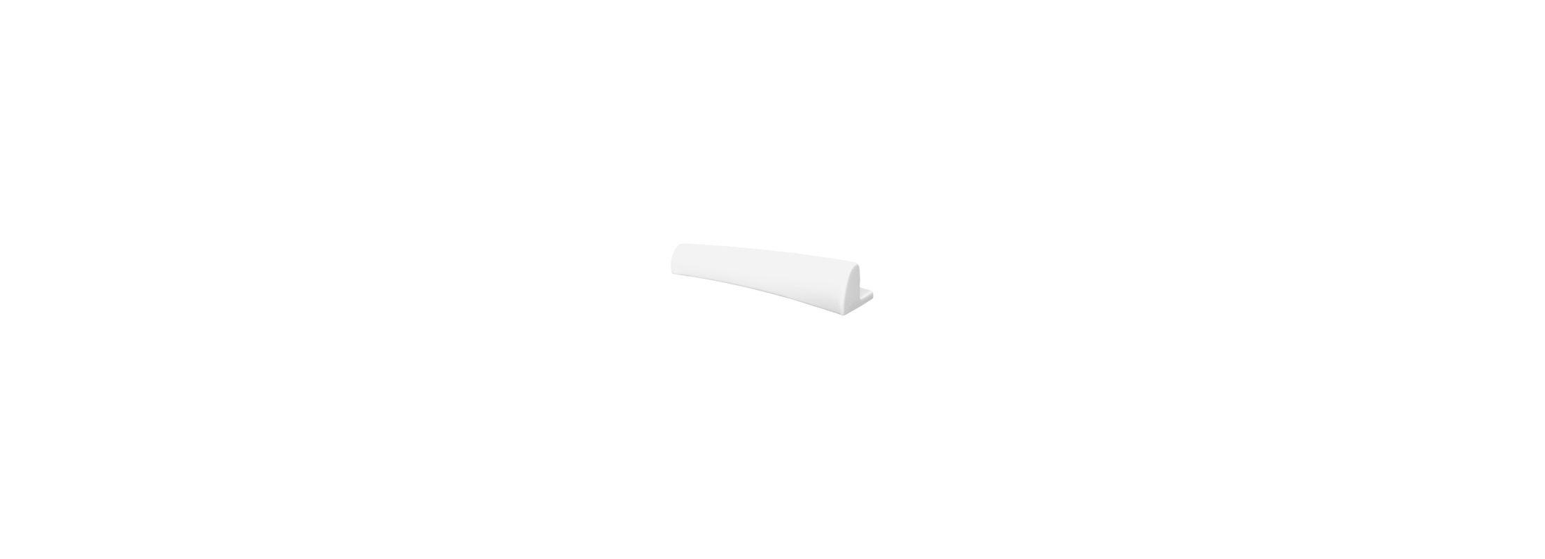 duravit 790003000000000 white 55 polyurethane headrest. Black Bedroom Furniture Sets. Home Design Ideas