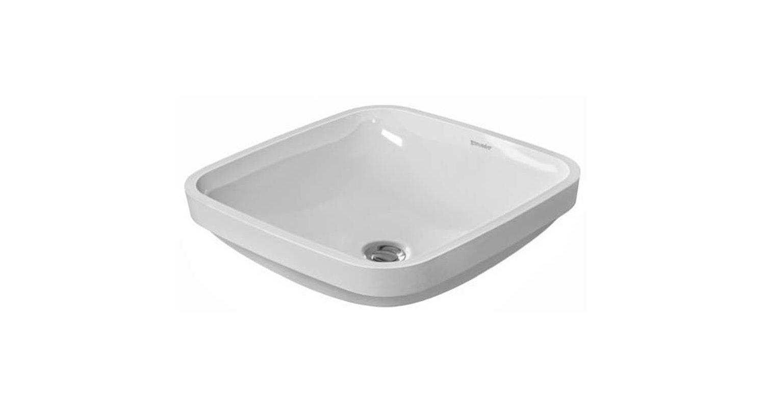 duravit 0373370000 white durastyle 15 3 4 ceramic. Black Bedroom Furniture Sets. Home Design Ideas