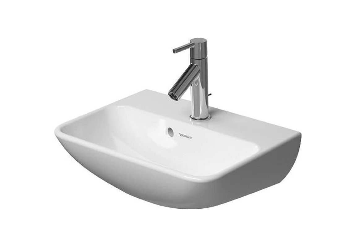 duravit bathroom sinks faucet 0719450000 in white by duravit 12750