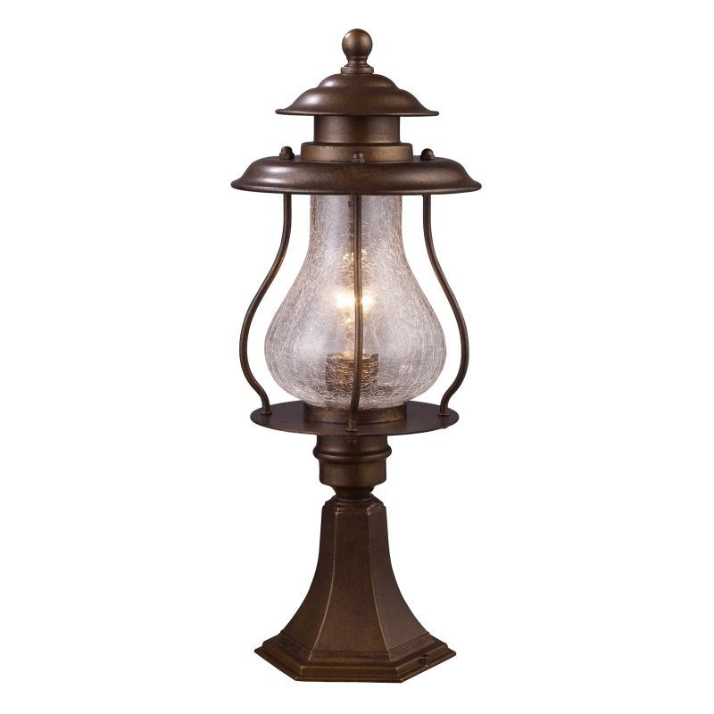 Elk Lighting Online: Elk Lighting 62007-1 Coffee Bronze Wikshire Single-Light