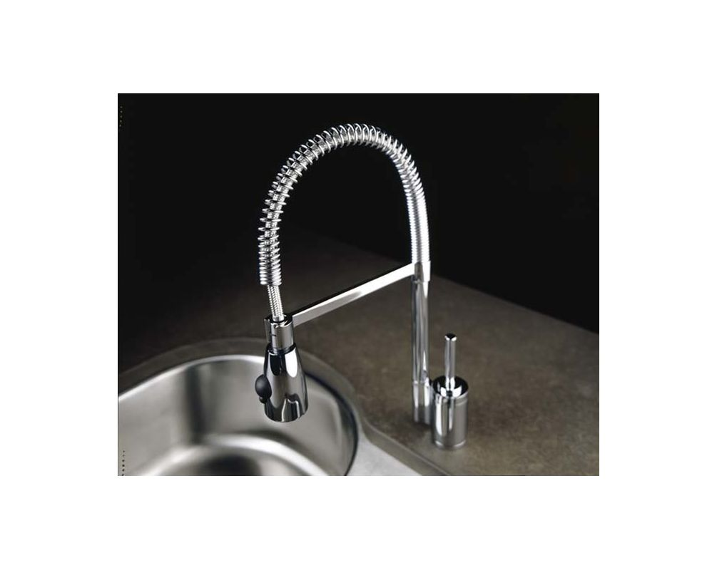Faucet Com Lk7420bc In Brushed Chrome By Elkay