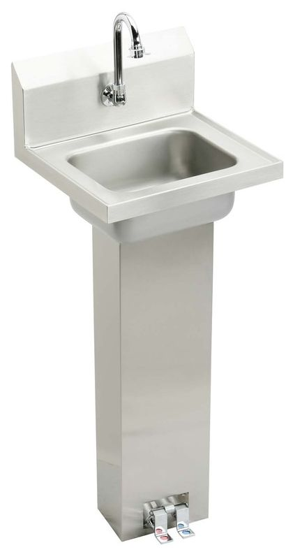 Faucet Com Chsp1716c In Stainless Steel By Elkay