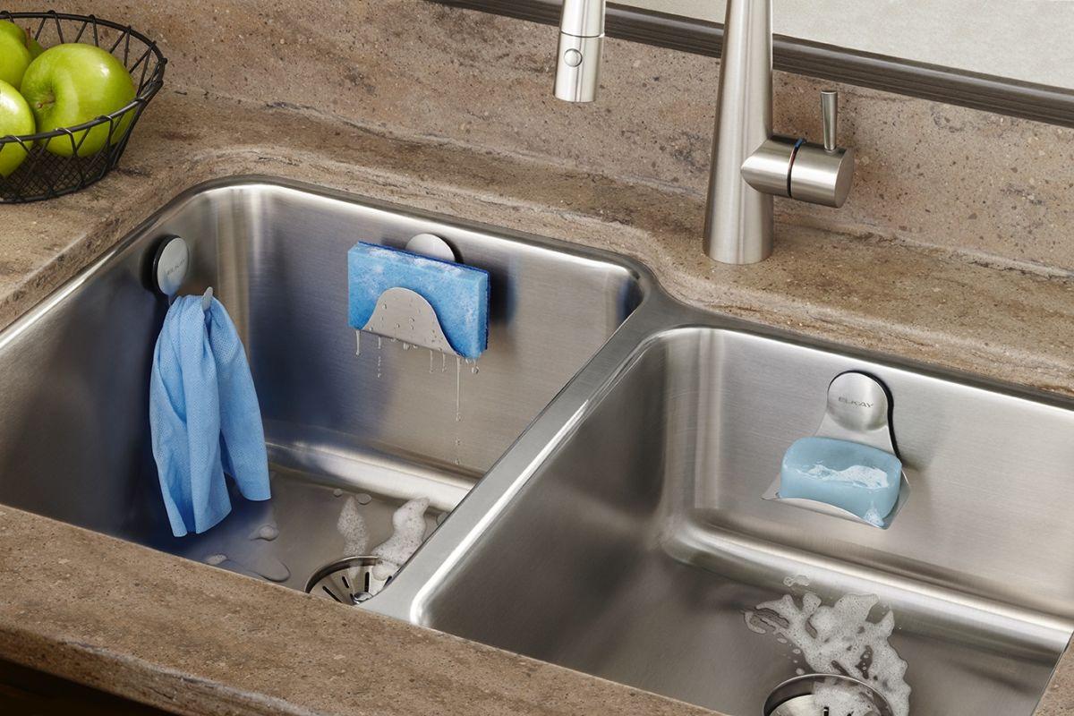 faucet | lksmhsl in stainless steelelkay