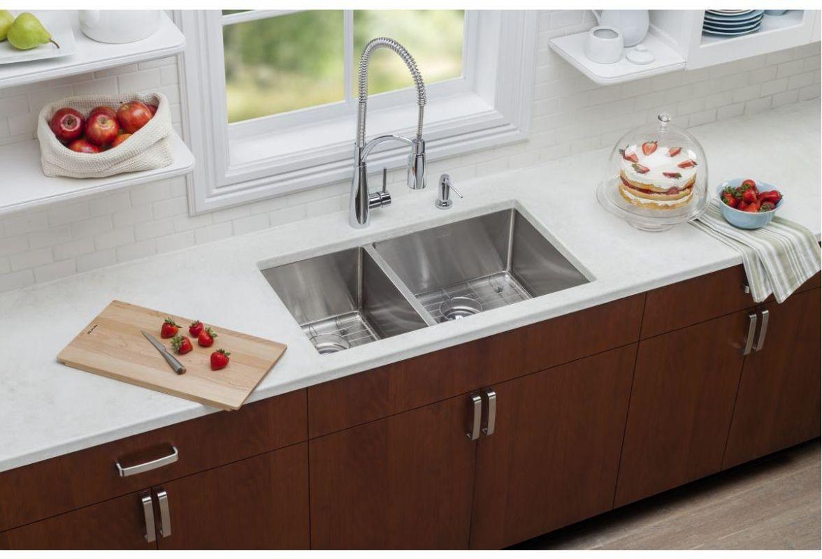faucet | ectru32179l in stainless steelelkay