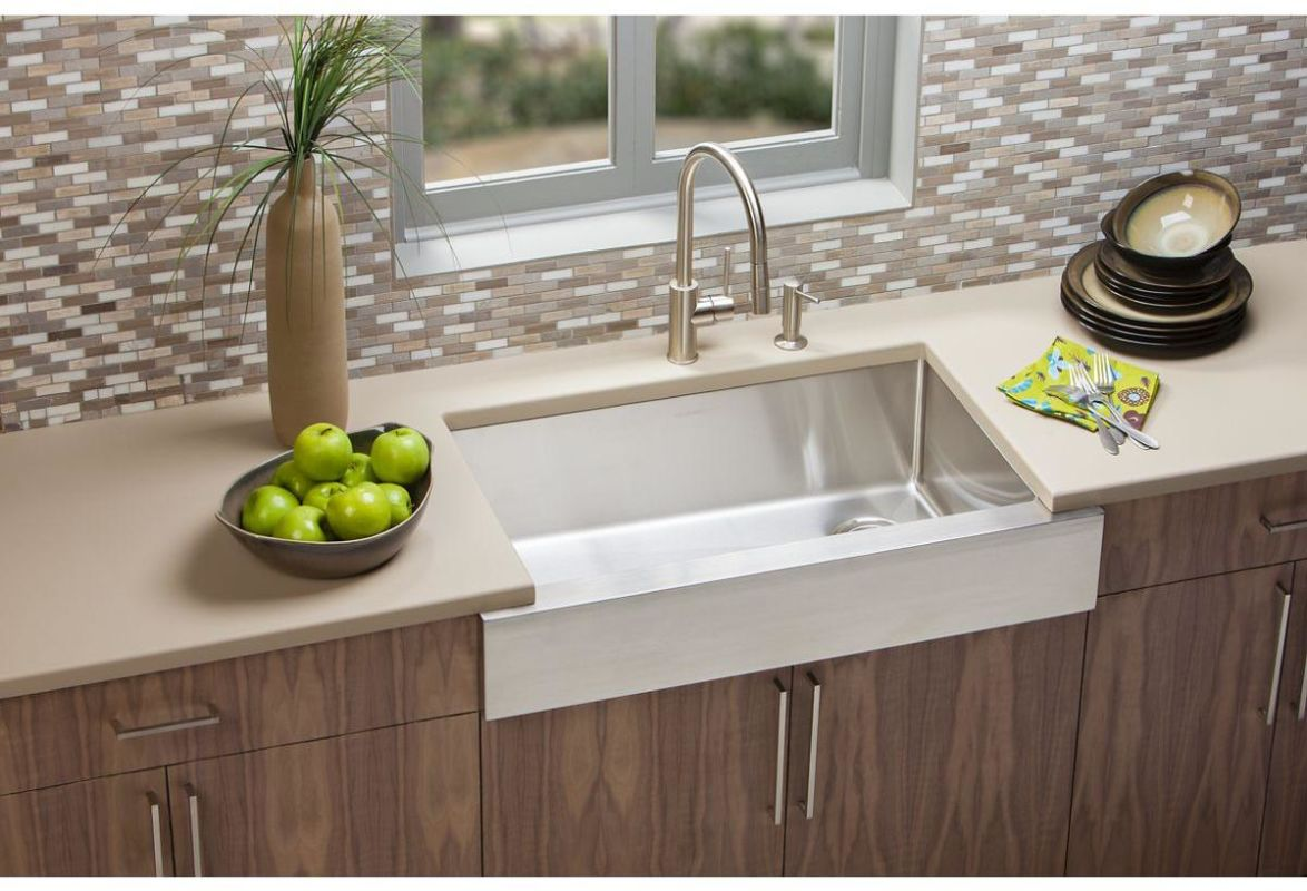 faucet | ectruf30179r in stainless steelelkay