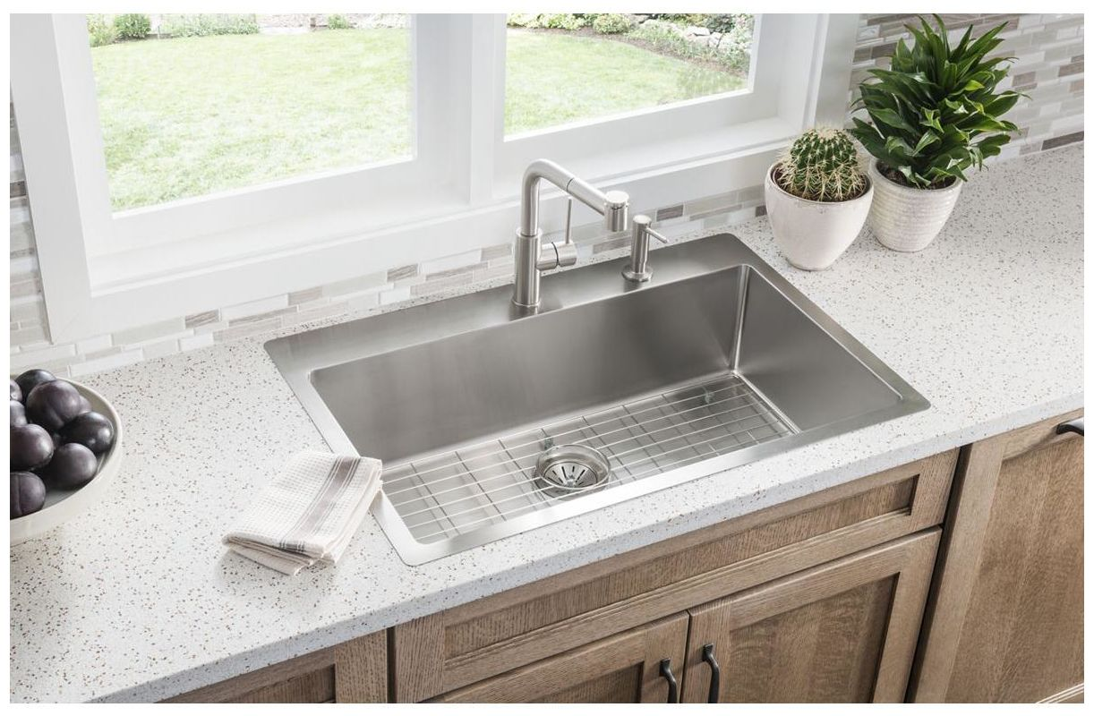 faucet com ectsrs33229bg1 in 1 faucet hole by elkay