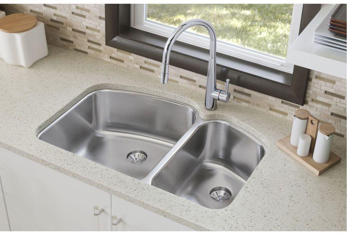 faucet | eluh31229rpd in stainless steelelkay
