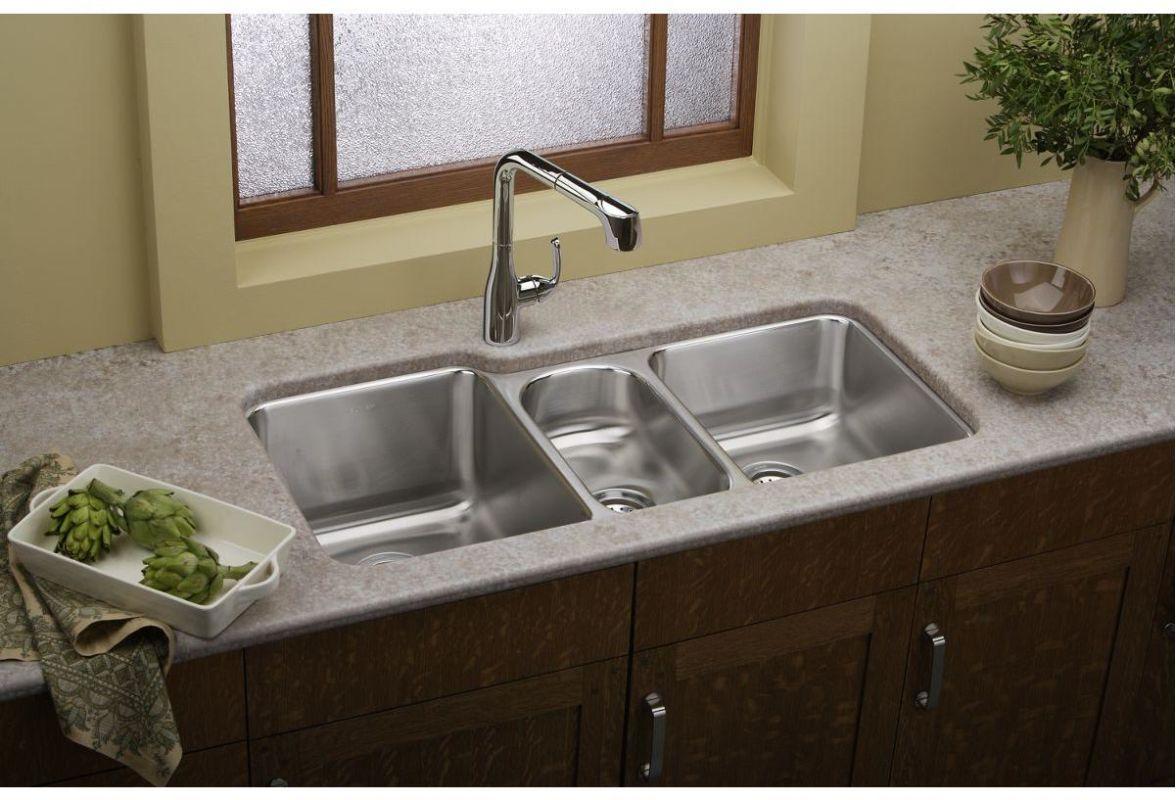 faucet | eluh4020 in stainless steelelkay