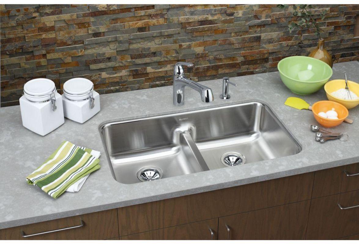 faucet | eluhaqd3218 in stainless steelelkay