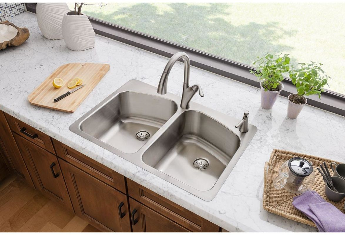 Elkay LKHSR33229PD Deep Sink Benefits ...