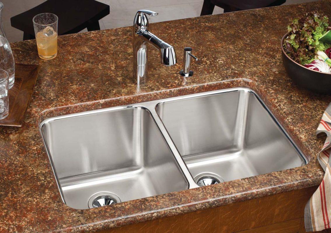 Elkay Kitchen Faucet Parts Faucetcom Lkgt1041nk In Brushed Nickel By Elkay