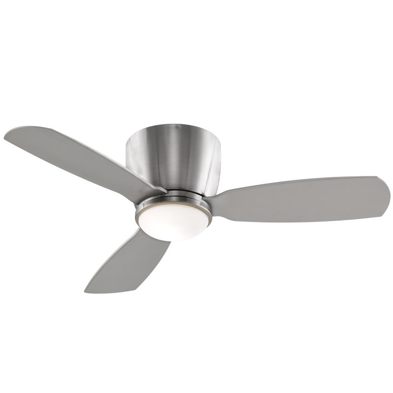Fanimation Fps7981bn Brushed Nickel 44 Quot 3 Blade Ceiling