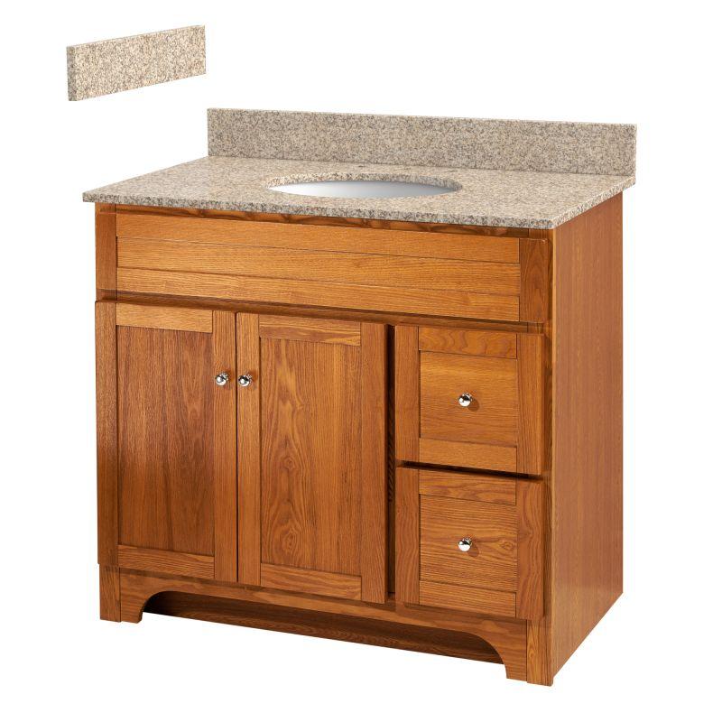 wroat3621d 8w in oak by foremost. Black Bedroom Furniture Sets. Home Design Ideas