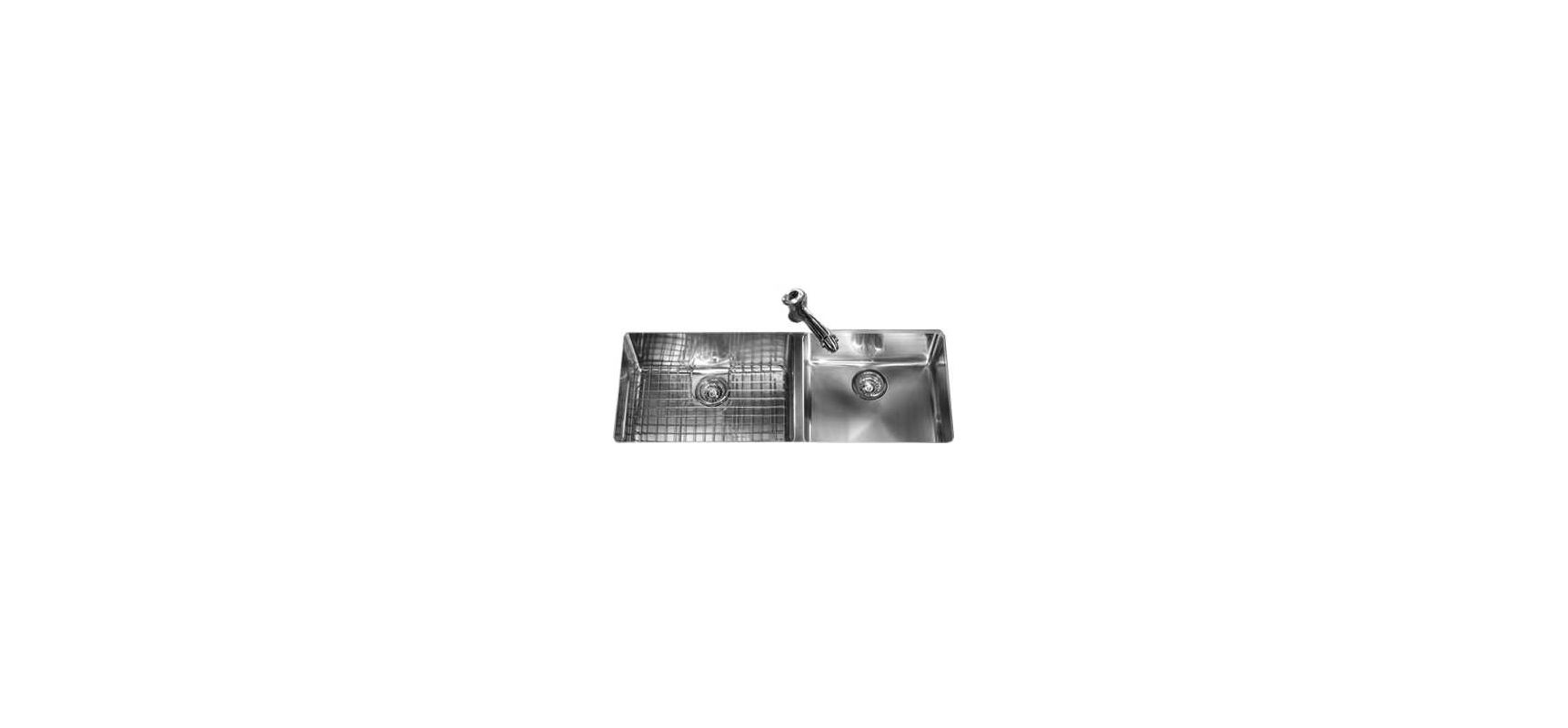 Franke Kbx12039 Stainless Steel Kubus 38 4 7 Quot X 18 1 8