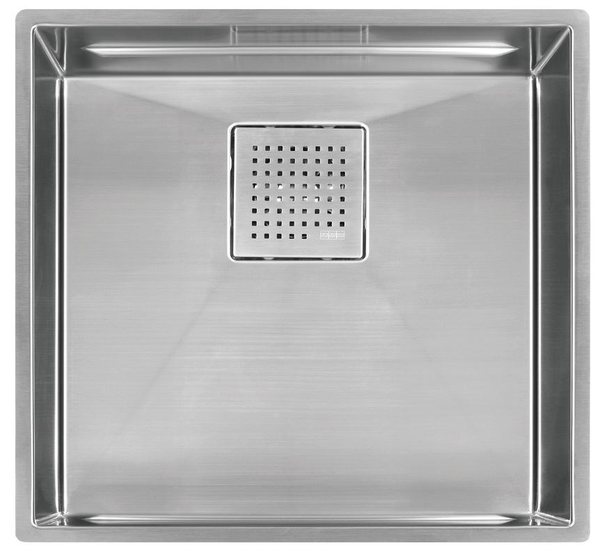 Franke Pkx11018 Stainless Steel Peak Sink Collection 19 Quot X