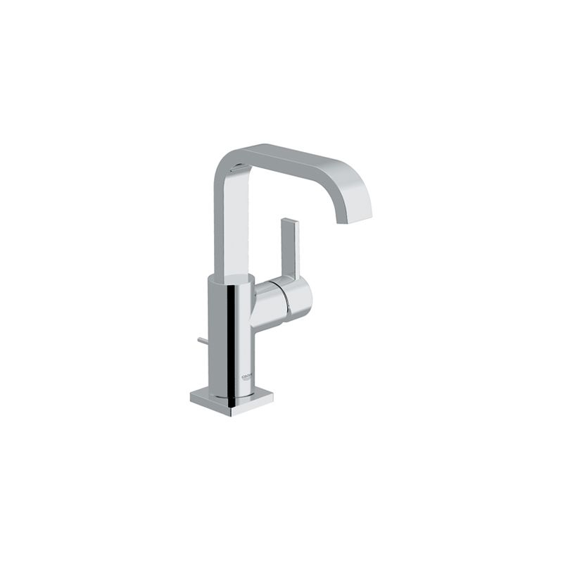 Grohe Allure Bathroom Faucet: 32128000 In Starlight Chrome By Grohe