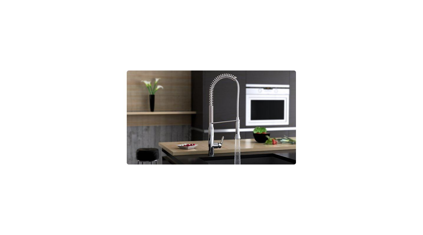 faucet com 32951000 in starlight chrome by grohe alternate view
